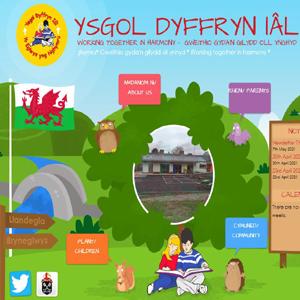 Ysgol Dyf lal Llandegla